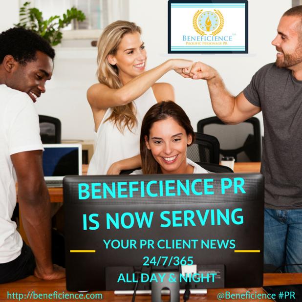 BENEFICIENCE.com is NOW SERVING YOUR #PRNEWS 247365- ePRess eDesign by BondGirl007Penterprises.com.png