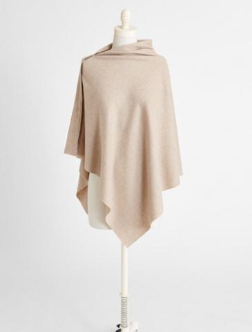 Cream colour Cashmere wrap 1.jpg