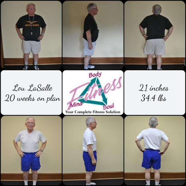 Lou LaSalle 20 week photo.JPG