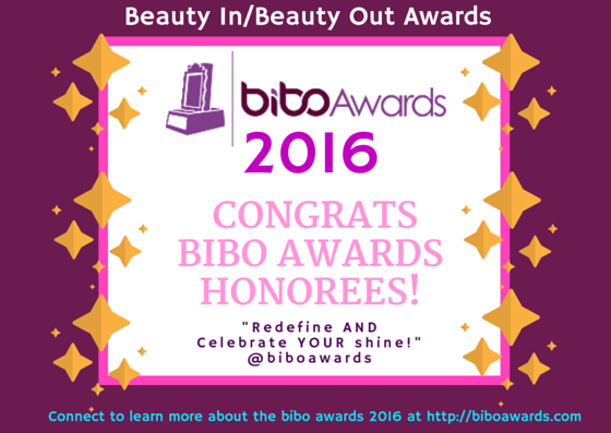 CONGRATS BIBO AWARDS HONOREES! Beneficience.com Prolific Personage PR of Beverly Hills Hollywood Chicago New York Canada and London UK.png
