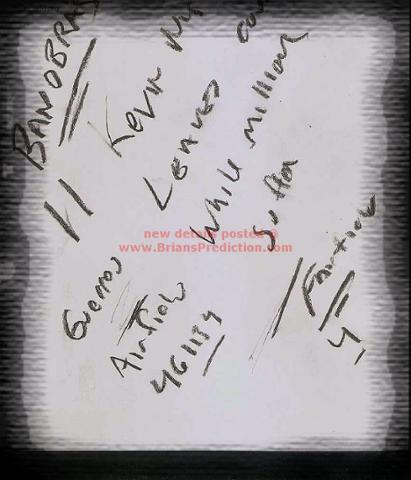 PSYCHIC BRIAN LADD DREAM WEEK2.21.JPG