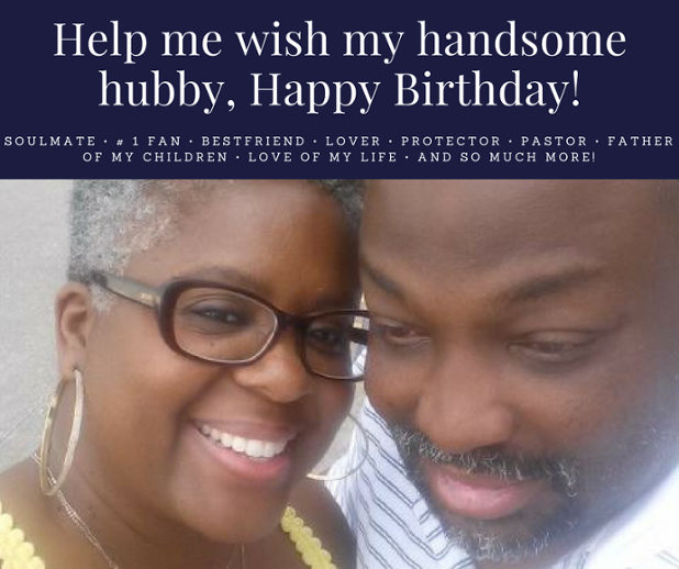 Help me wish my handsome hubby, Happy Birthday!.png