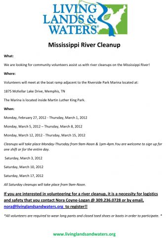 Memphis Community Cleanups Flyer 2012.jpg