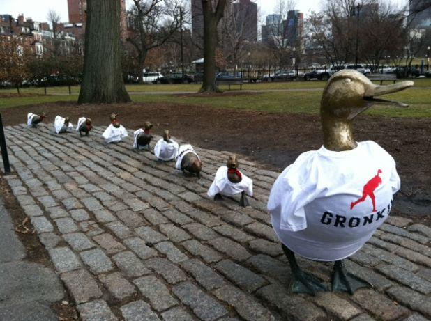 Gronking Duckling.jpg