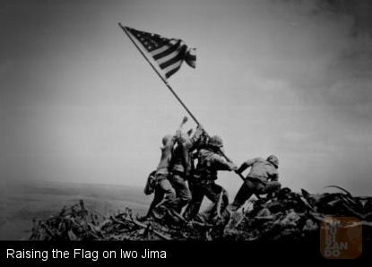 23. Raising the Flag on Iwo Jima.jpg