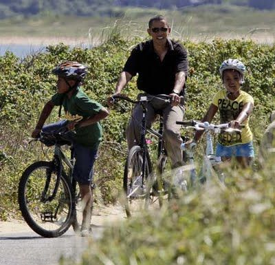 Obama Out for a Ride.jpg