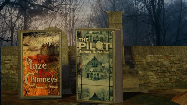 two books for halloween.JPG