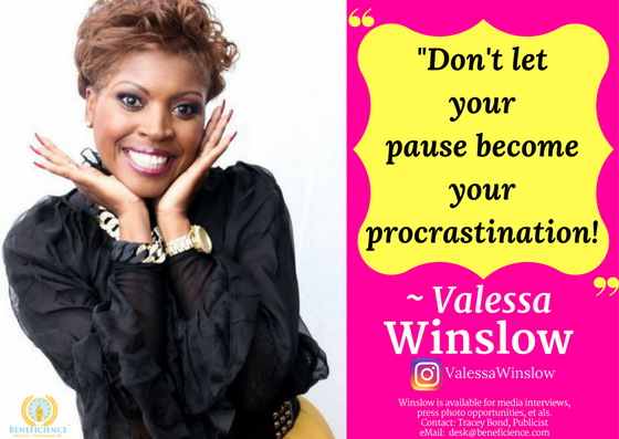 Copy of Valessa Winslow on Instagram - Authorquotes on purpose Valessa Winslow is available for media interviews and press opportunities & m