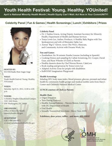 Youth Health Festival flyer April 21, 2012.jpg