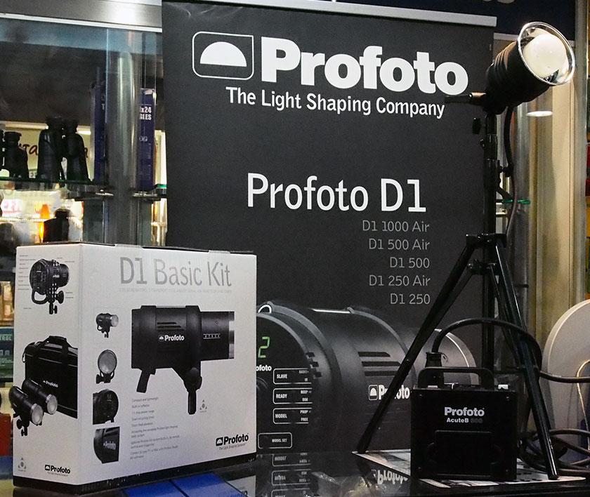 Profoto Shop at Fotodesmos
