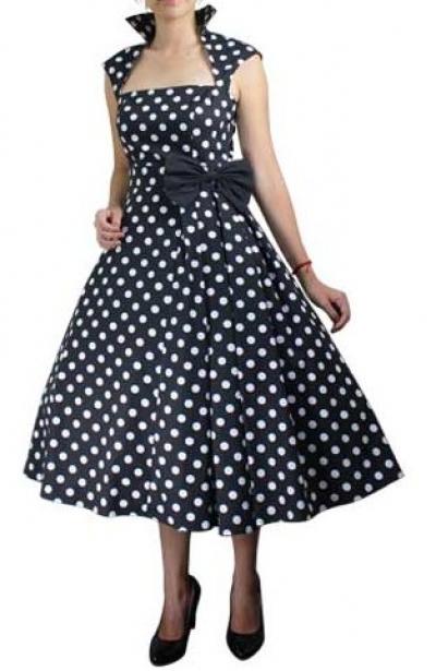 Платье в стиле ретро выкройка - Выкройки фото