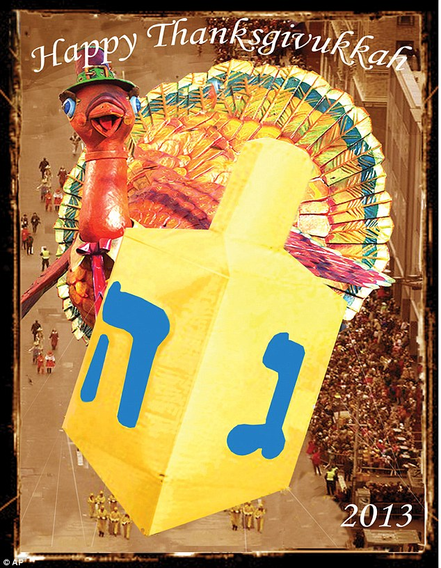 Turkey and a Dreidel.jpg