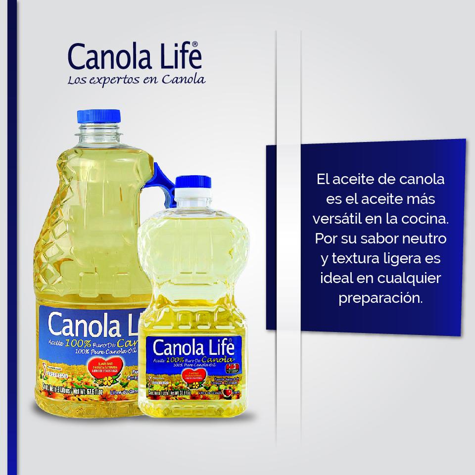 Canola - Magazine cover