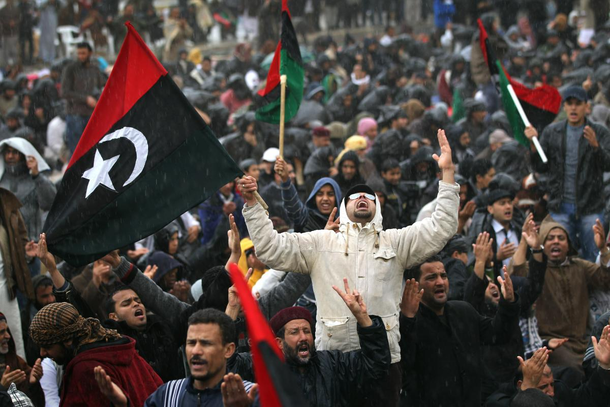 Discovering mena: how libya finds itself on the verge of collapse.