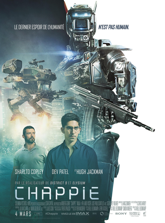 Chappie (2015) 超能查派 8ZPbR