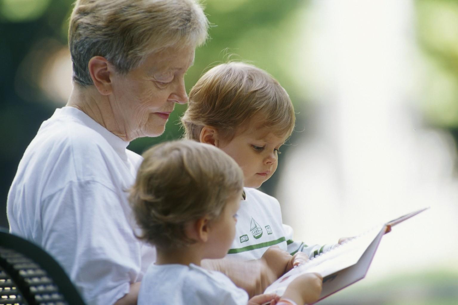 Старуха учит внука любви 2 фотография