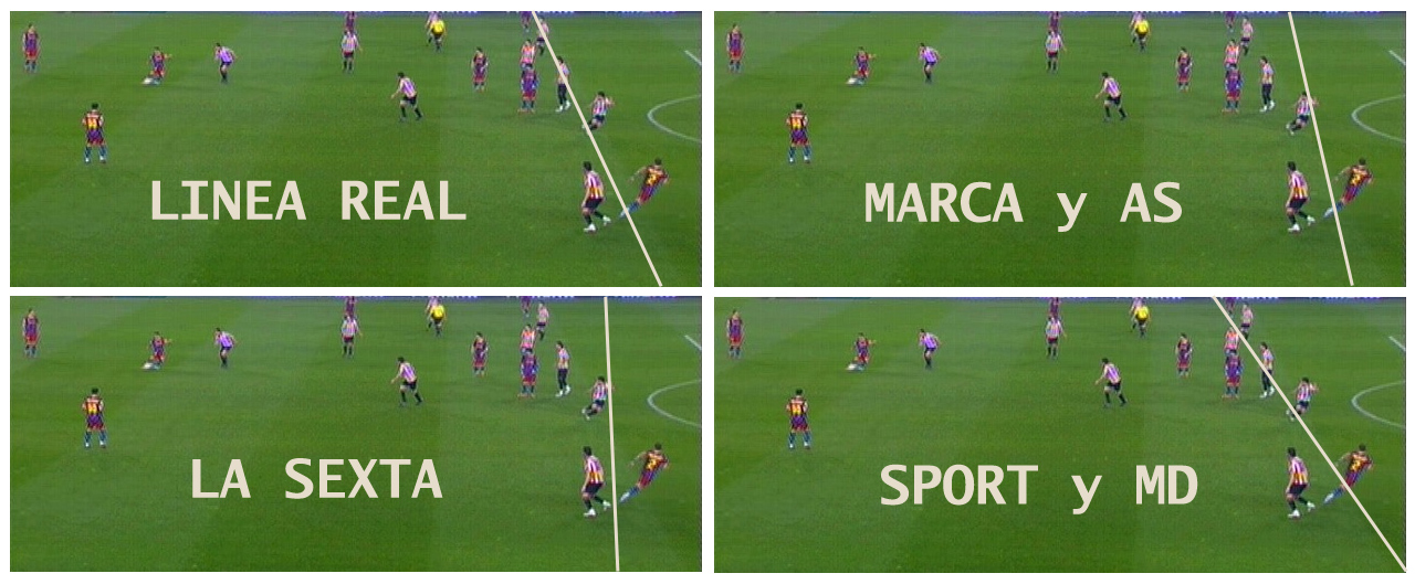 Is Dani Alves Offsides?