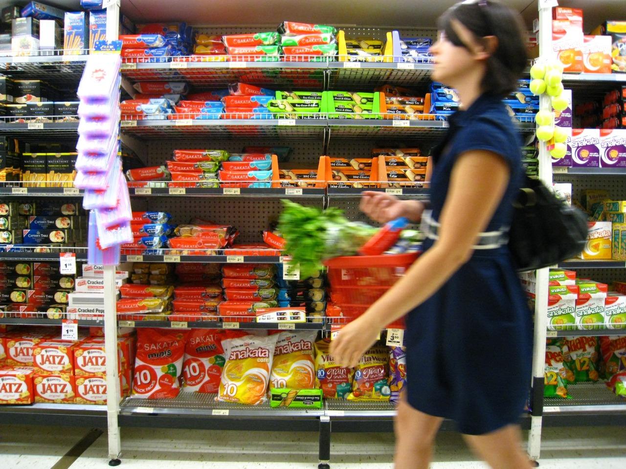 Секс в продуктовом магазине 20 фотография