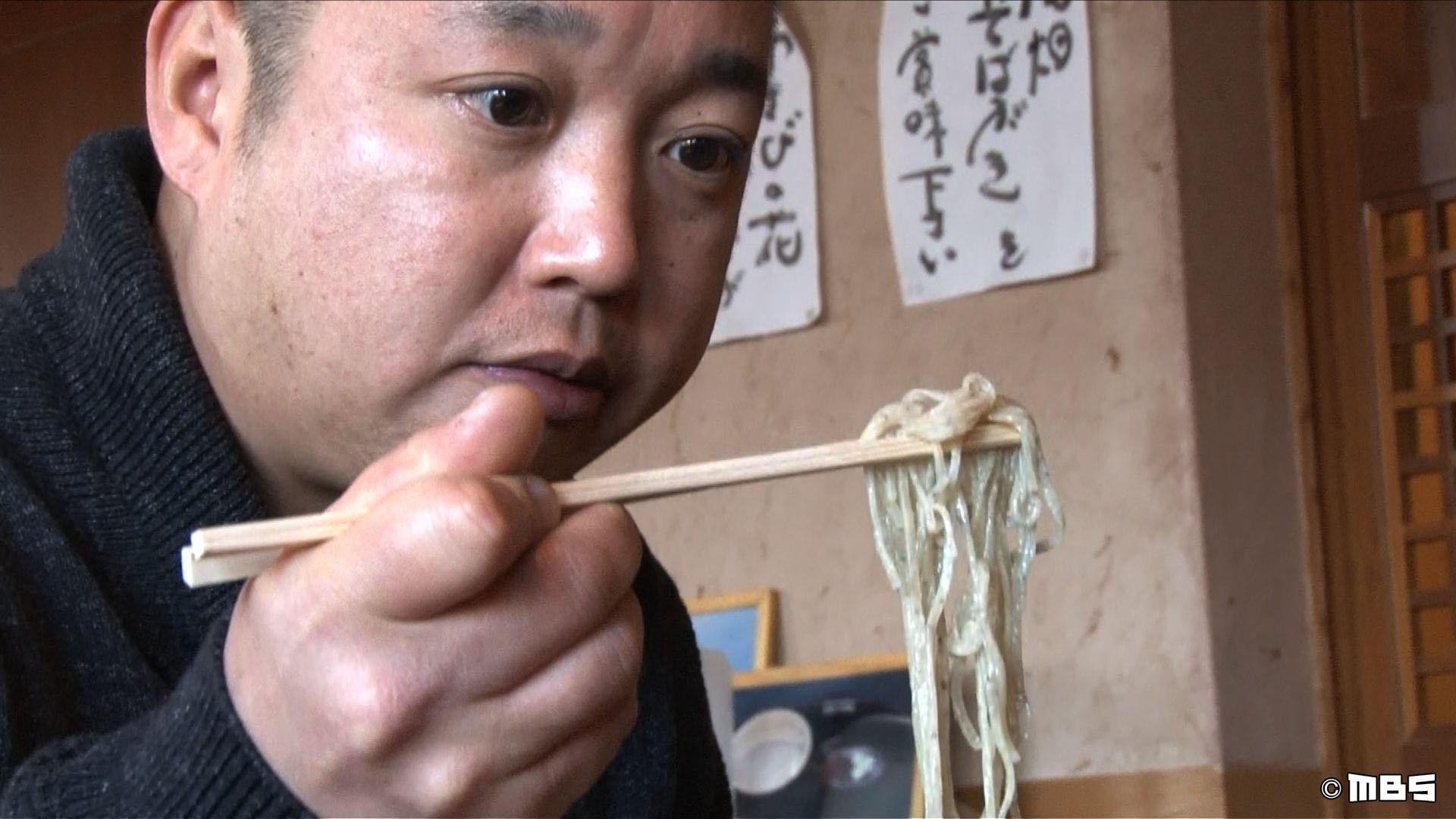 180107情熱大陸_飯田将太(6)蕎麦屋で学ぶc.jpg