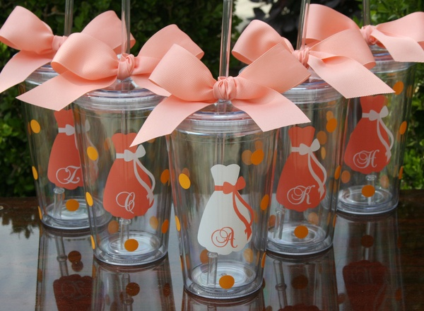 cute and reusable ideas for the bride and bridesmaids.jpg