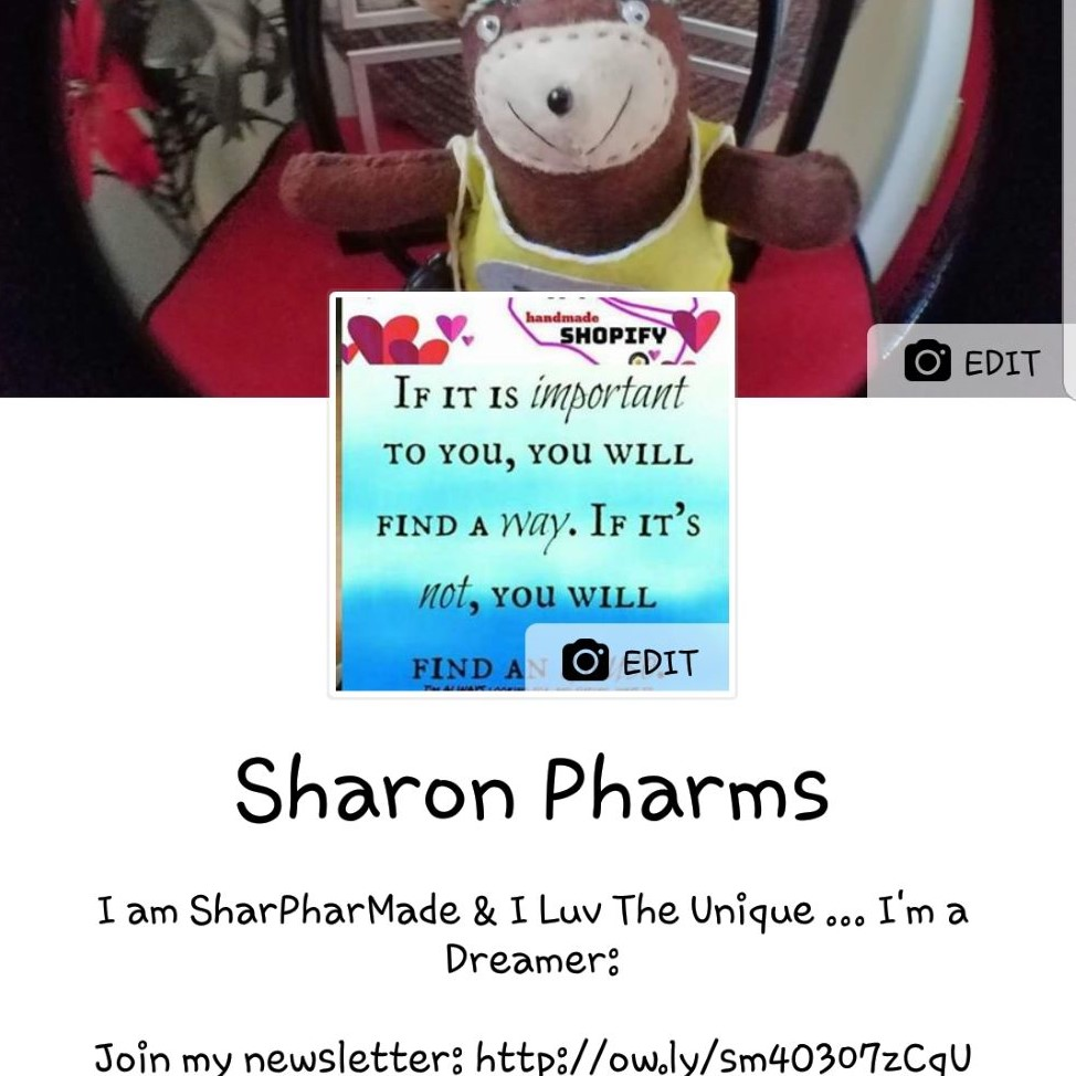 Sharon Pharms FB Personal Biz Page 892018 Resize 2 MP Cropped Square.jpg