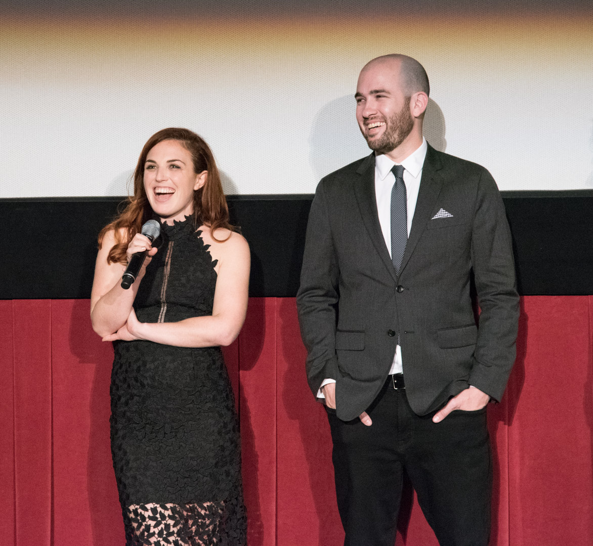 Stacey Maltin and Dani Tenenbaum at a Q&A at Dances With Films.jpg