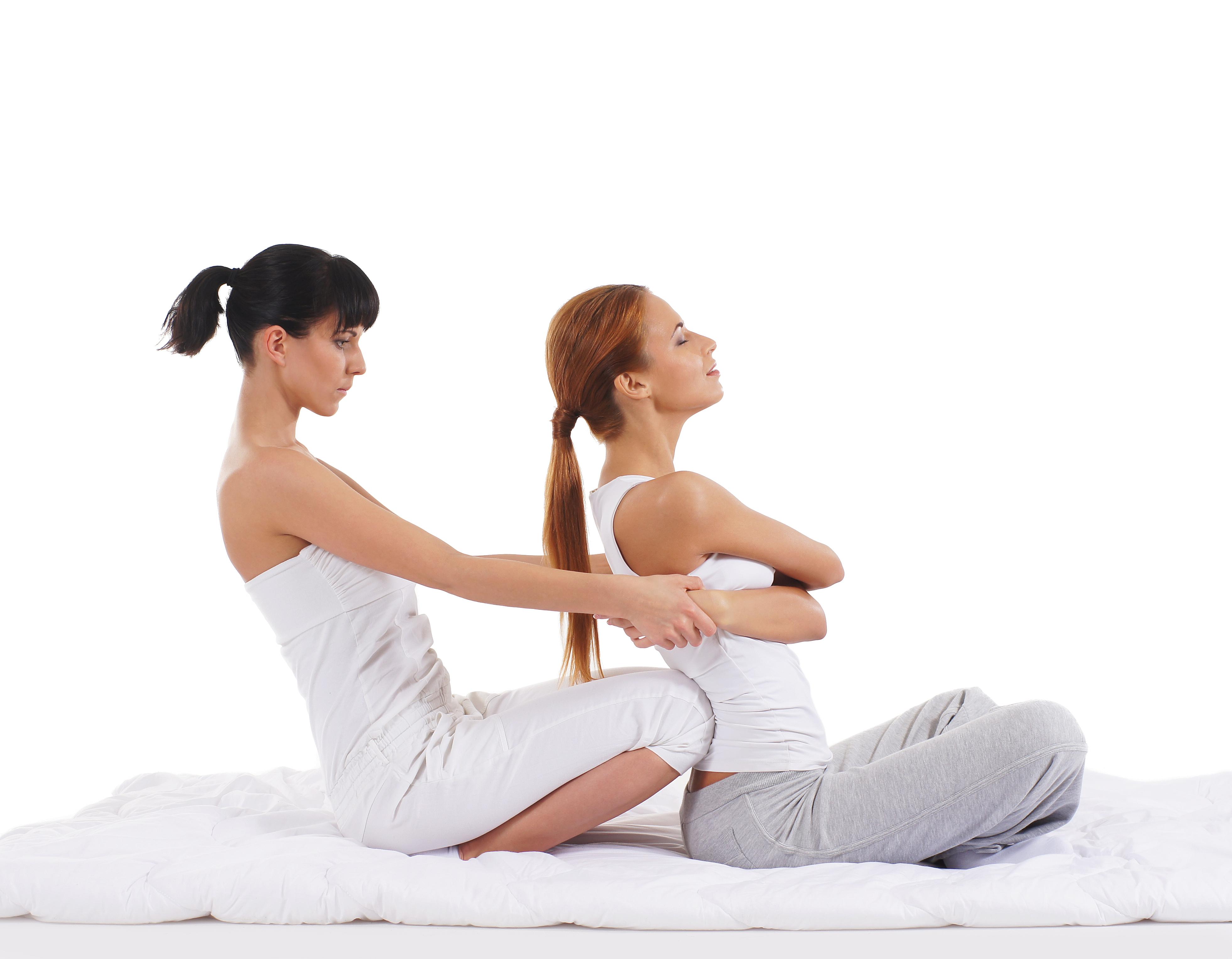Тайский массаж для баб 9 фотография