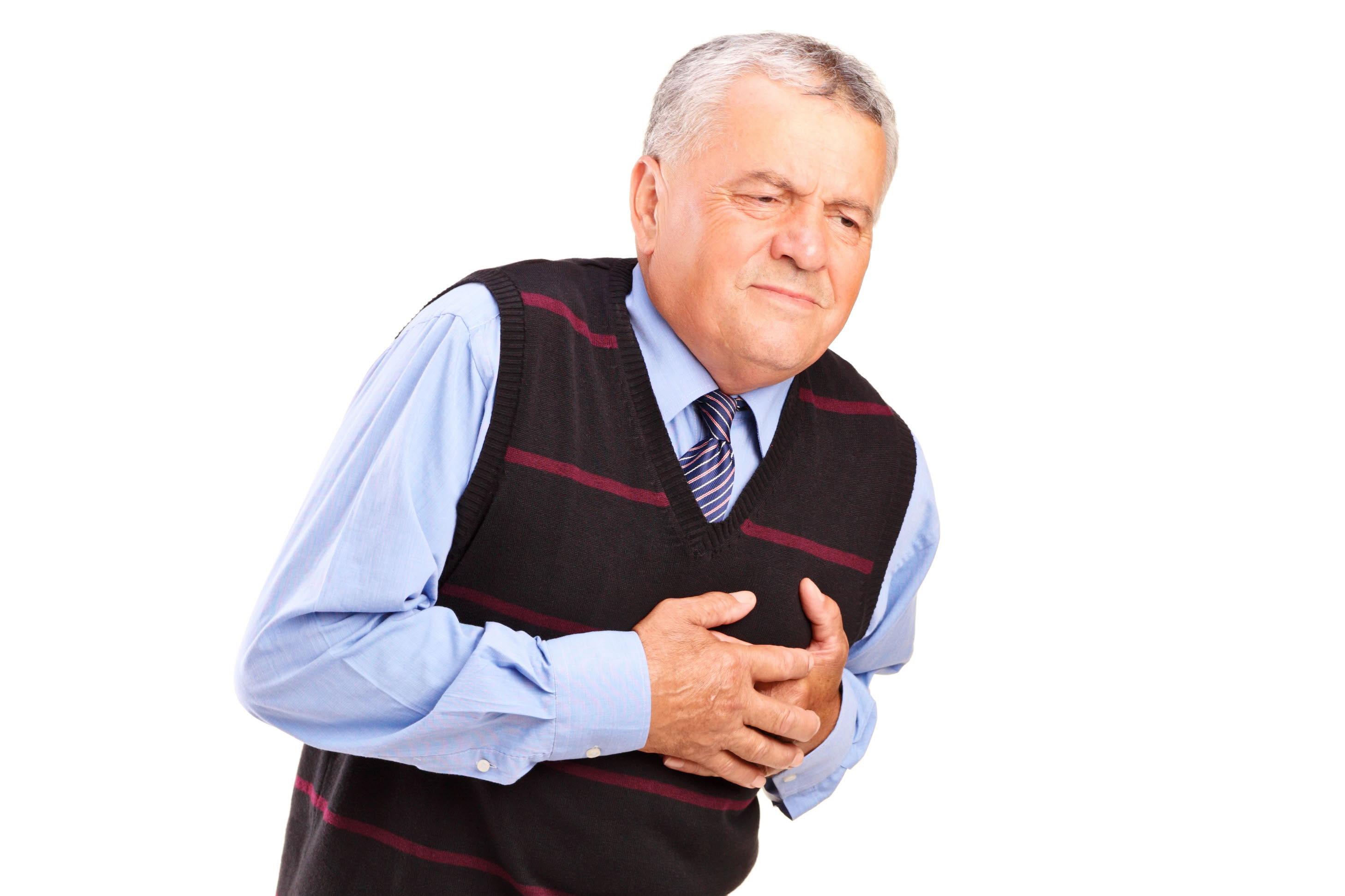 Легкая боль в груди 23 фотография