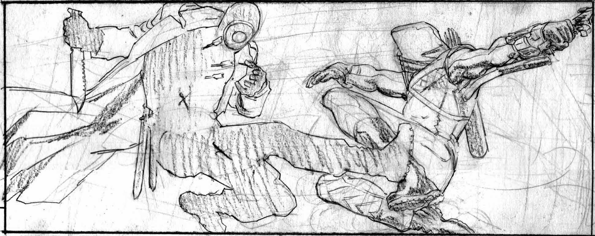Arrow Season 2.5 - Chapter 24 - pg. 5 (Pencils).jpg
