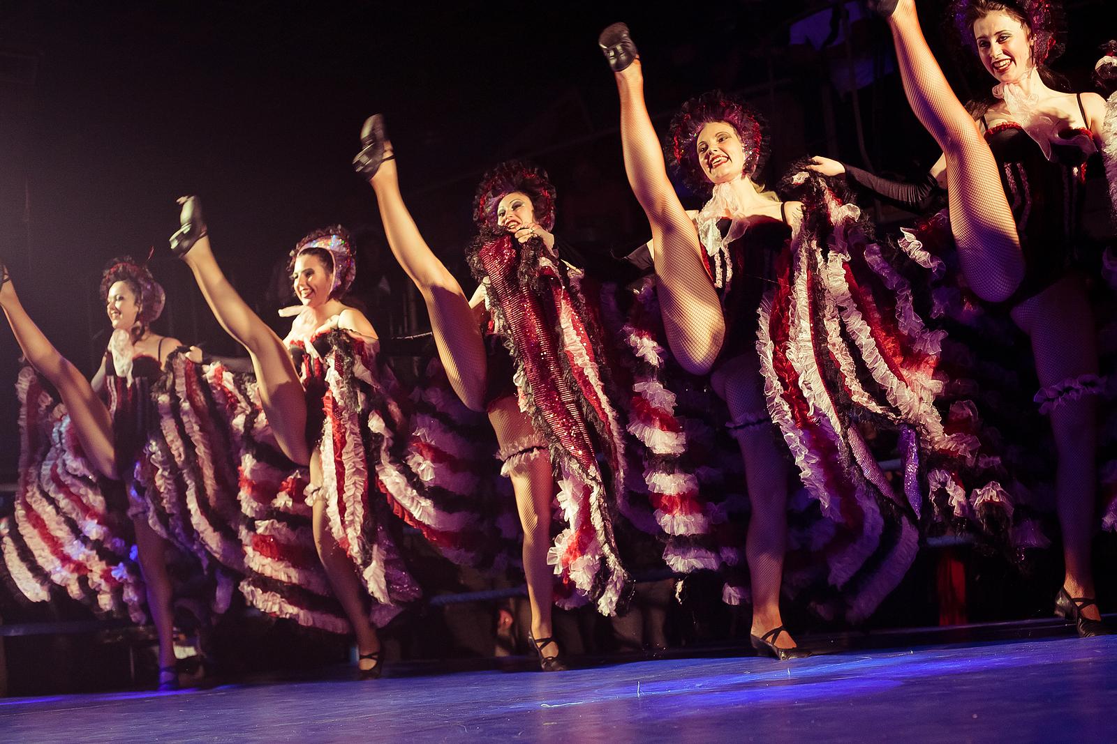 Смотреть танец канкан без трусов 4 фотография