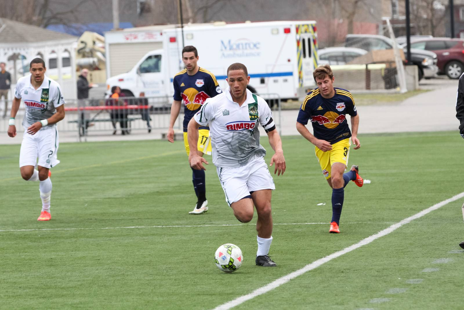 Rochester Rhinos are off to a hot start in the 2015 USL season