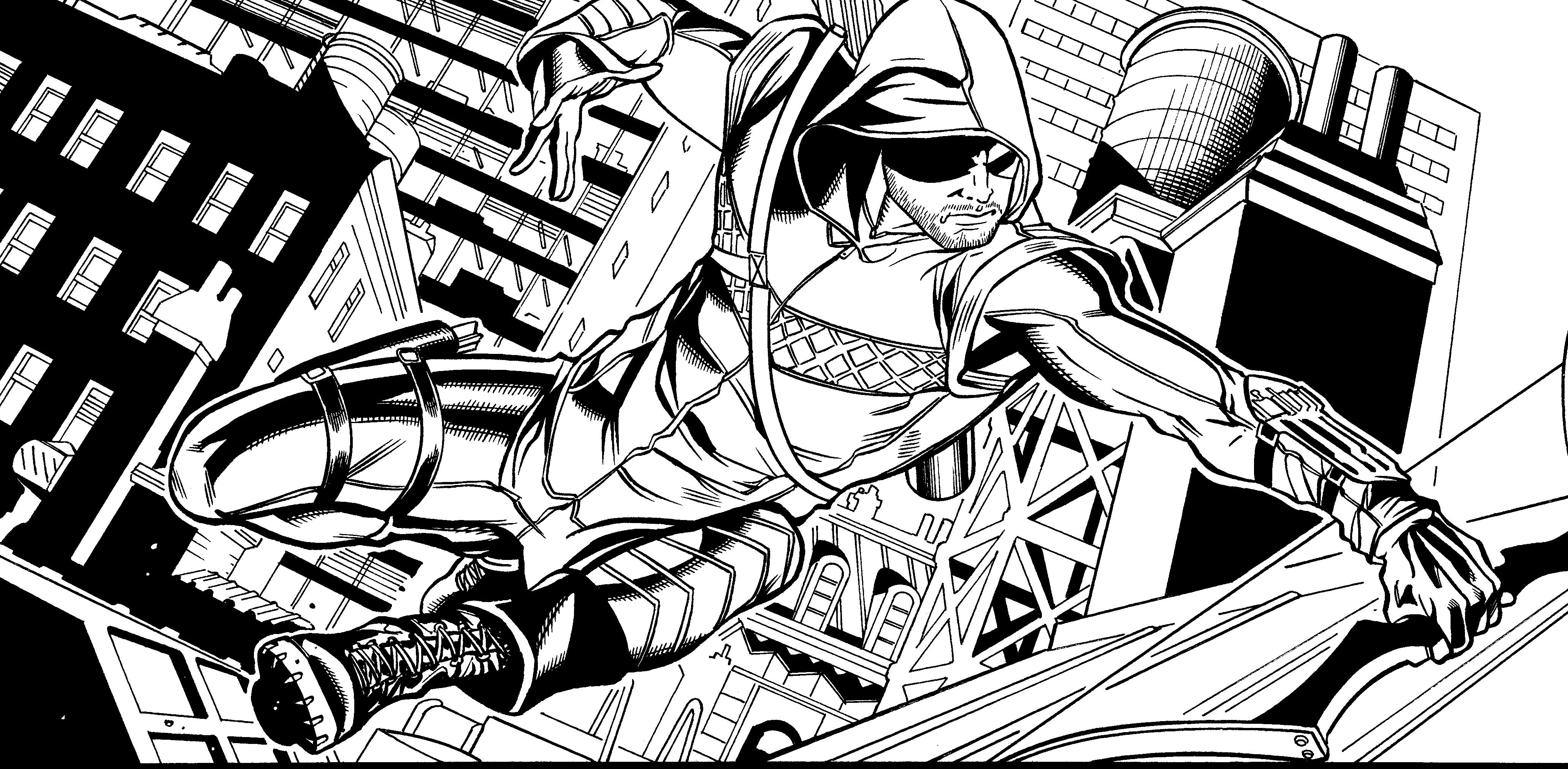 Arrow Season 2.5 - Chapter 23 - pg. 7 (Inks).jpg