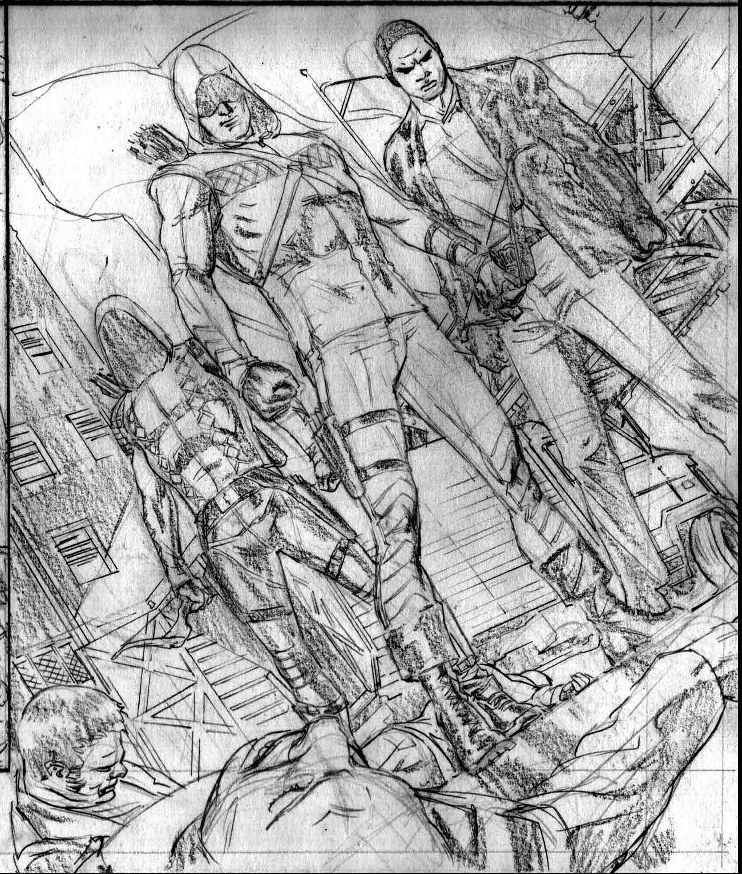Arrow Season 2.5 - Chapter 23 - pg. 9 (Pencils).jpg
