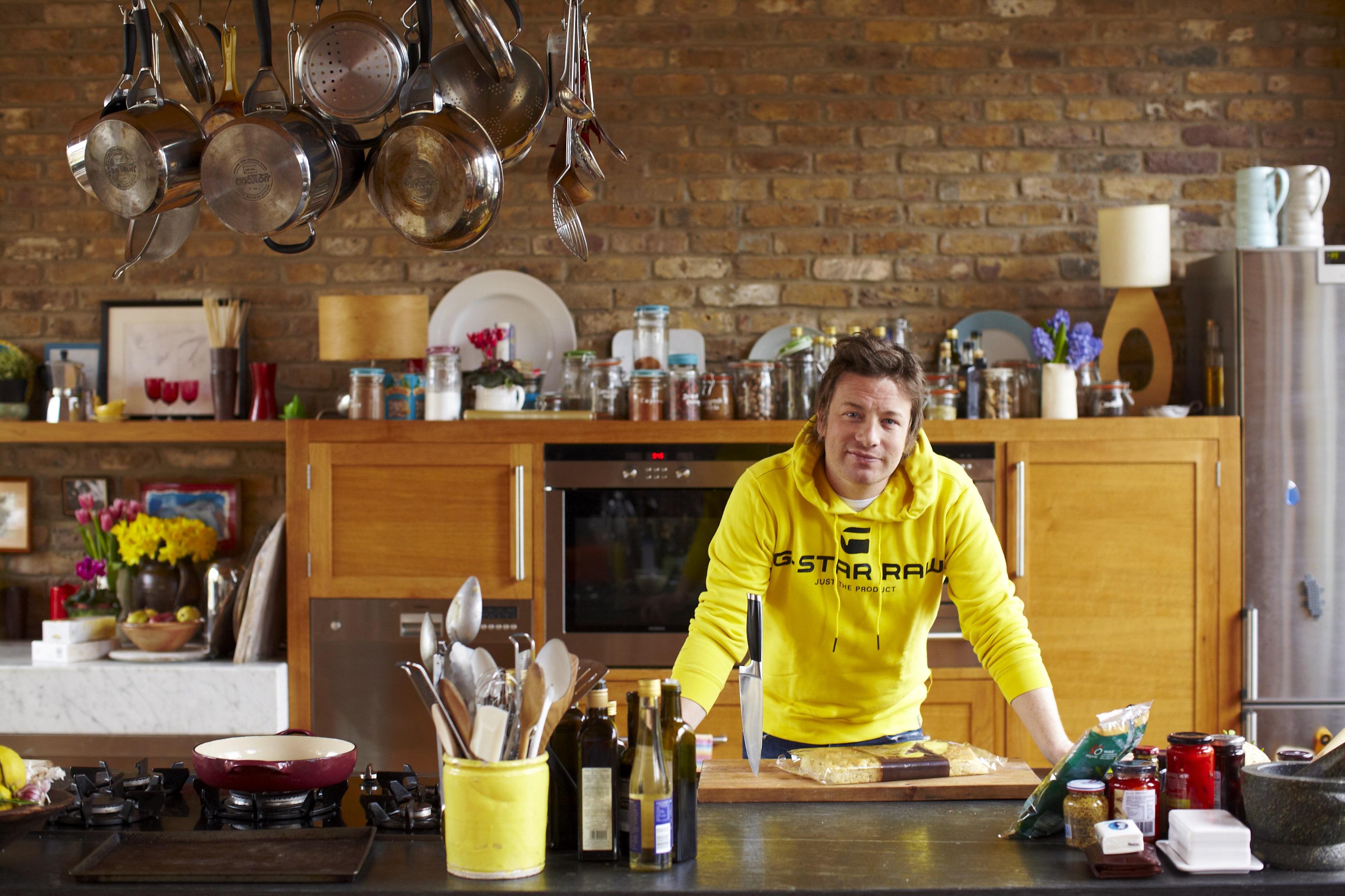 Рецепты от джейми оливера обед за 30 минут 25 фотография
