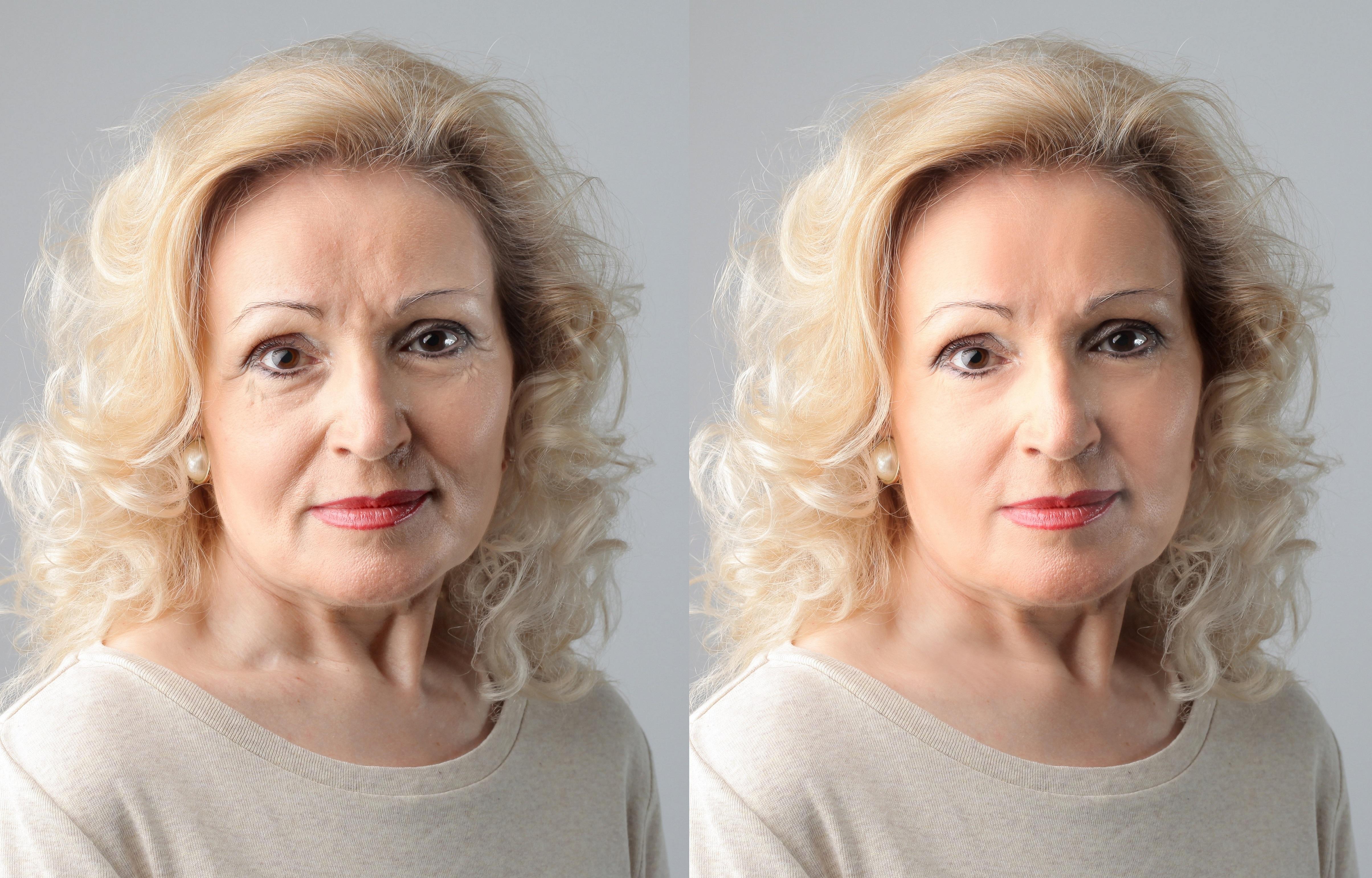 Разные зрелые женщины 22 фотография