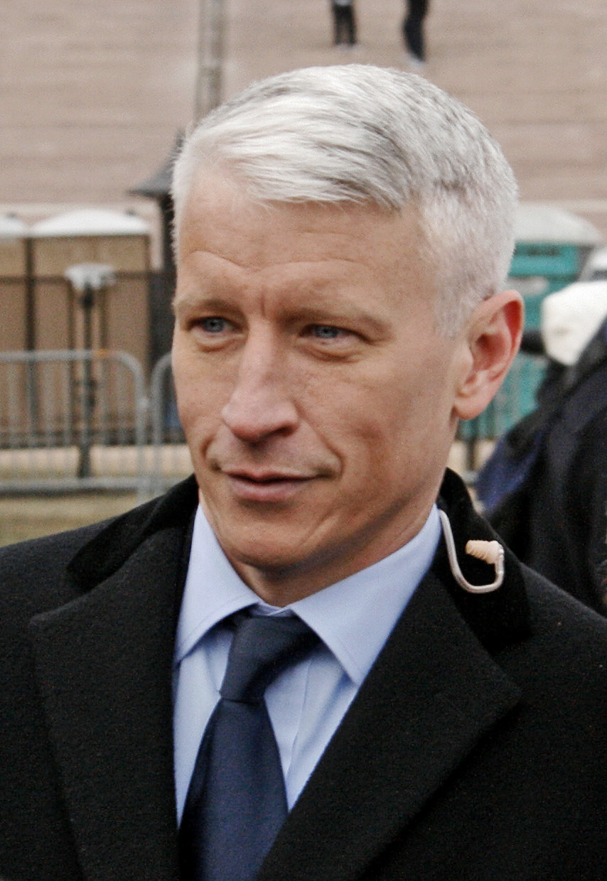 Mindfulness Anderson_Cooper_at_the_Obama_Inaugural.jpg