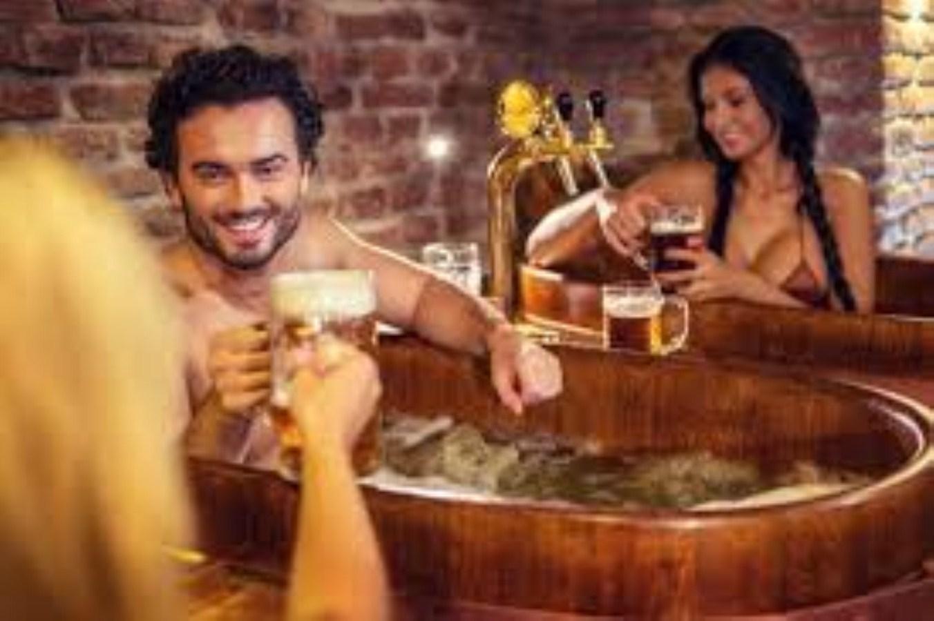 Праздник в бане 19 фотография