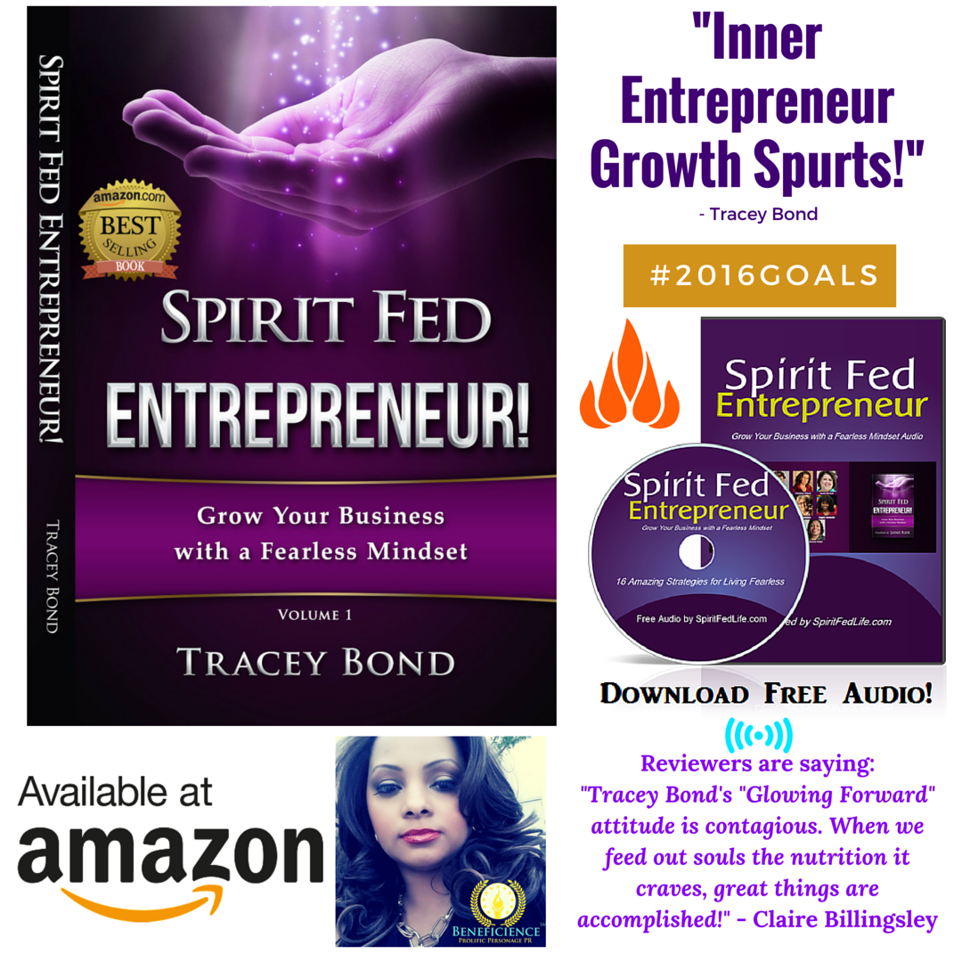 Spirit Fed Entrepreneur Growth SpurtsTracey Bond Amazon Bestselling Book Spirit Fed Amazon and Kindle.png
