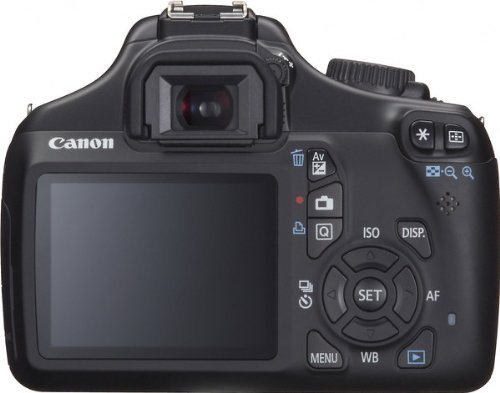 Новая камера для начинающих Canon EOS 1100D