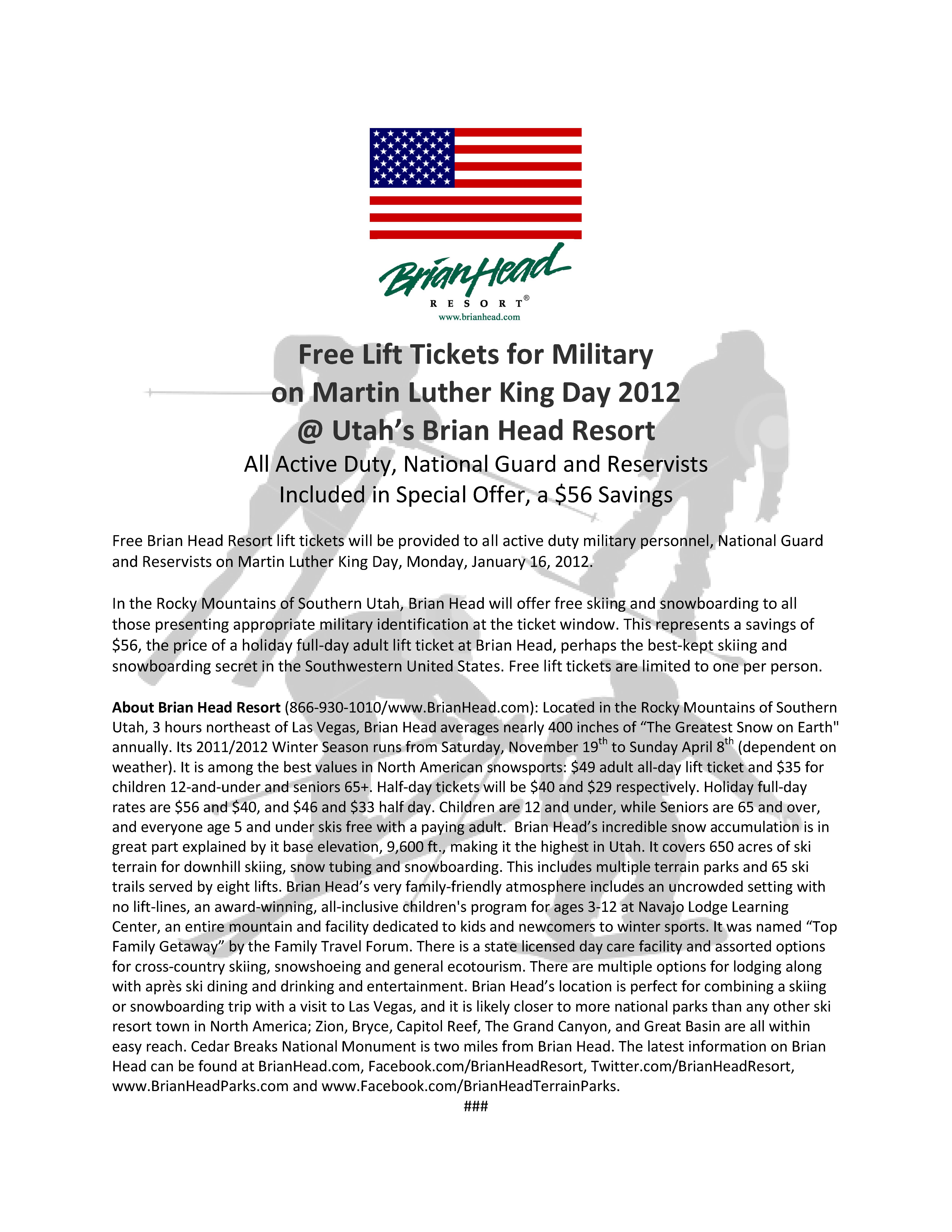 BHR 2012 Military Offered Free Lift Tickets on MLK DAY Flier.jpg