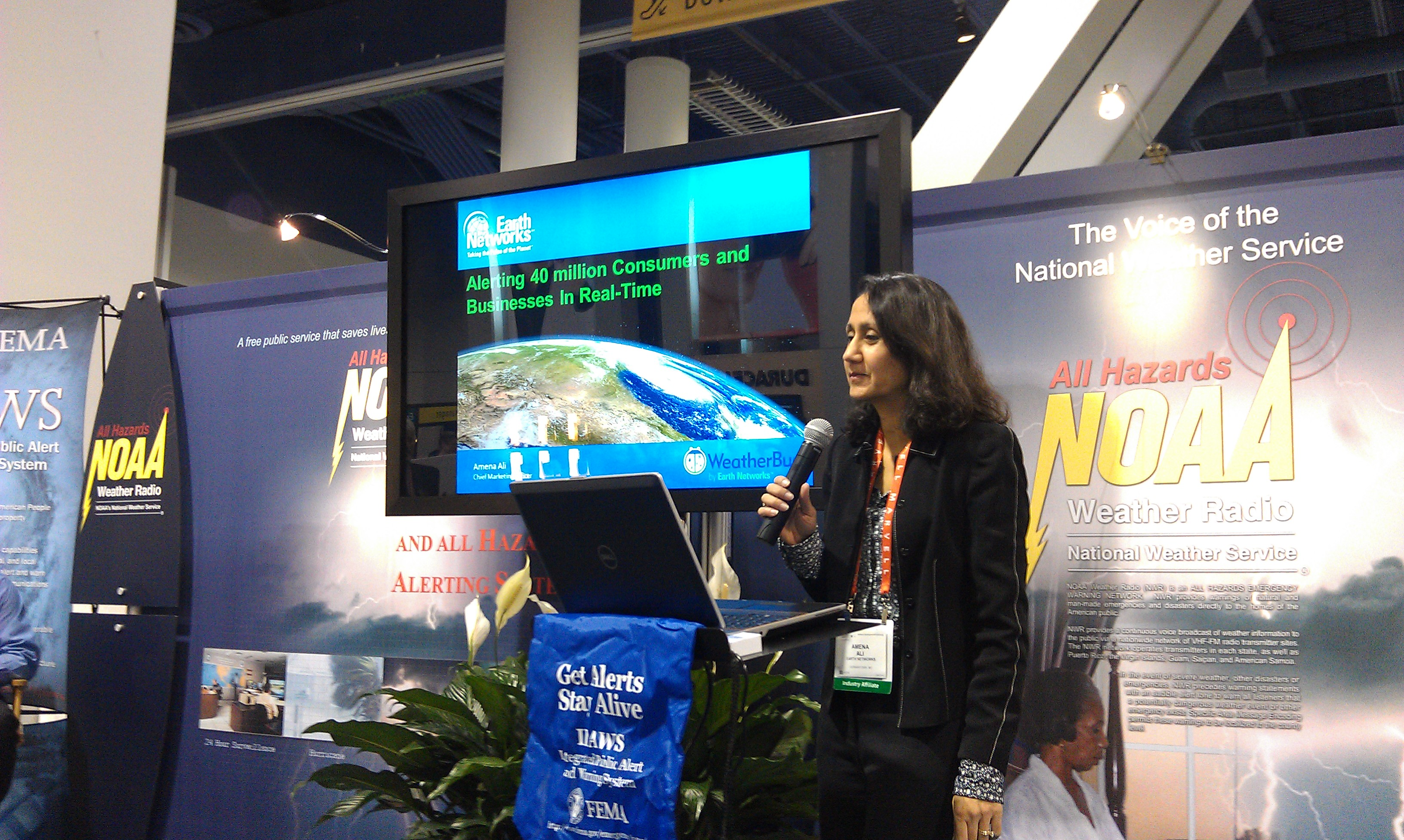 Amena_NOAA_booth-CES-Jan_2012.jpg