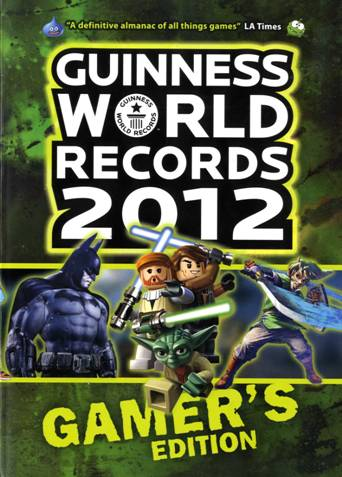 Guinness World Records-Gamer's Edition 2012