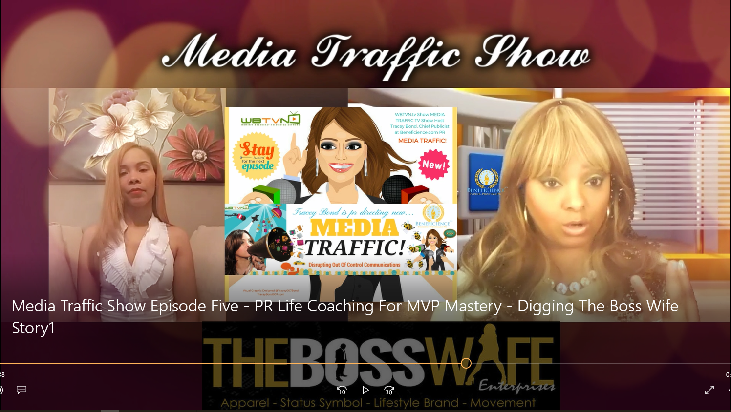 Media Traffic PR TV Show Episode 5 - Crysta Wicks Promo Snap Capts Promo Airs Media Monday April 24 2017.PNG