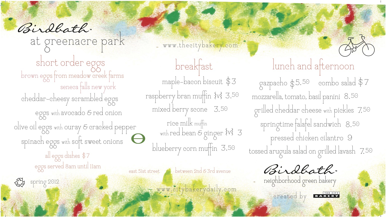 Birdbath Greenacre Spring 2012 menu.jpg