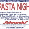 Thumbnail of a photo from user SchnuckMarkets called $5.50 Pasta Night 1-18-13.jpg