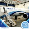 Thumbnail of a photo from user interjet called A320 Hangar con escalera.jpg
