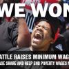 Thumbnail of a photo from user OccupyWallSt called victory.jpg
