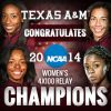 Thumbnail of a photo from user 12thMan called NCAA_Women's 4x100 Relay.jpg