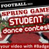 Thumbnail of a photo from user BadgerFootball called DanceContest.jpg