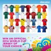 Thumbnail of a photo from user votolatino called WorldCupJersey.jpg